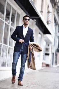 The Navy Blazer - Men's Wardrobe Essentials