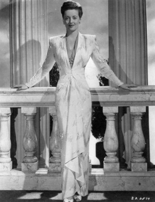 Bette Davis \