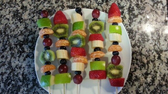 Full of fruit!