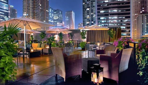 Chicago's 10 Best Rooftop Bars via @PureWow