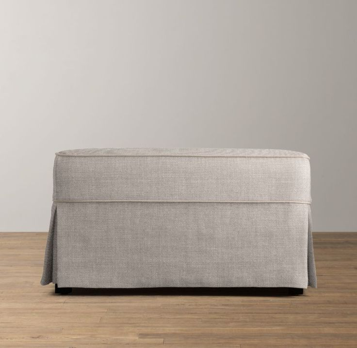 Ottoman Slipcover - Redesigning the Classic - Home Furniture Design - 25+ Best Ideas About Ottoman Slipcover On Pinterest Ottoman