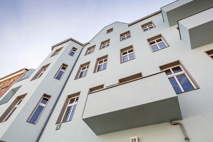 """NEU IM VERTRIEB: Unser Objekt """"Hood"""" bietet 5 Altbauwohnungen im Ist-Zustand in der Puchanstraße im wunderschönen Köpenick."""
