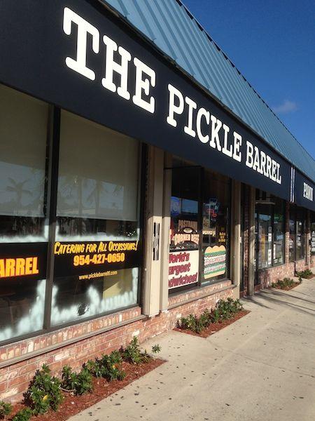 The Pickle Barrel - Deerfield Beach, Florida