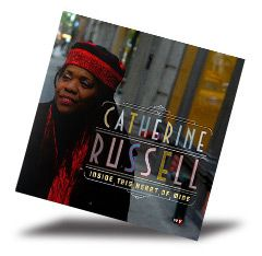 "Catherine Russell: ""Inside This Heart of Mine"""