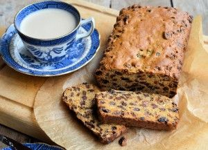 """""""Teacup"""" Spiced Fruit Loaf (veganize)"""