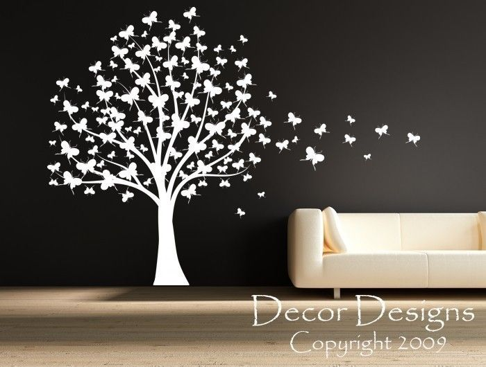 Best Vinilo Arbol De La Vida Images On Pinterest Wall - Vinyl wall decals butterflies
