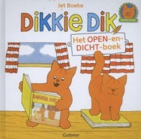 #Dikkie #Dik Open en Dicht Boek
