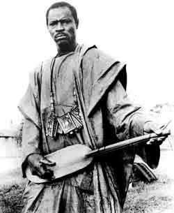 """Ali Ibrahim """"Farka"""" Touré"""