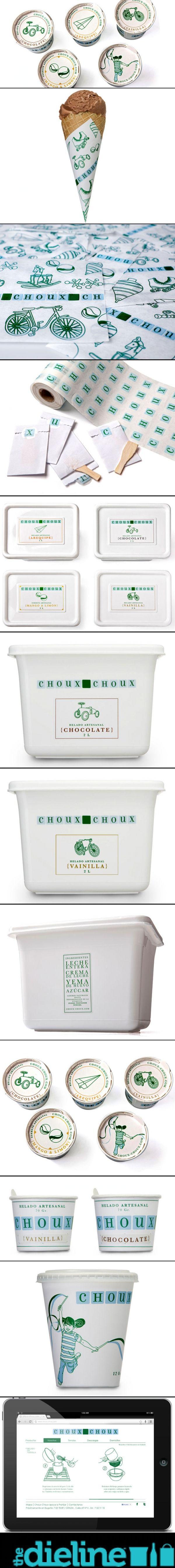 Choux Choux Gelato