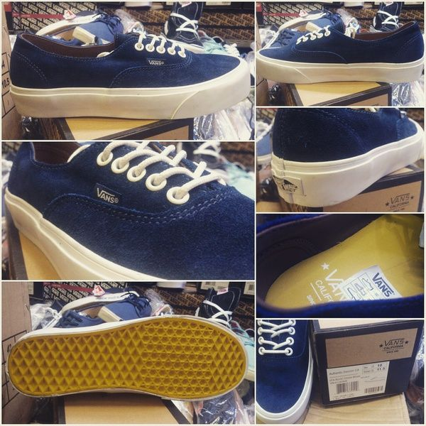 VANS CALIFORNIA AUTHENTIC DECON BUCK | REPLIKA