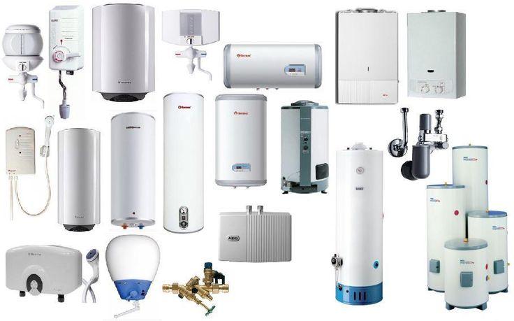 Монтаж водонагревателя с подключением
