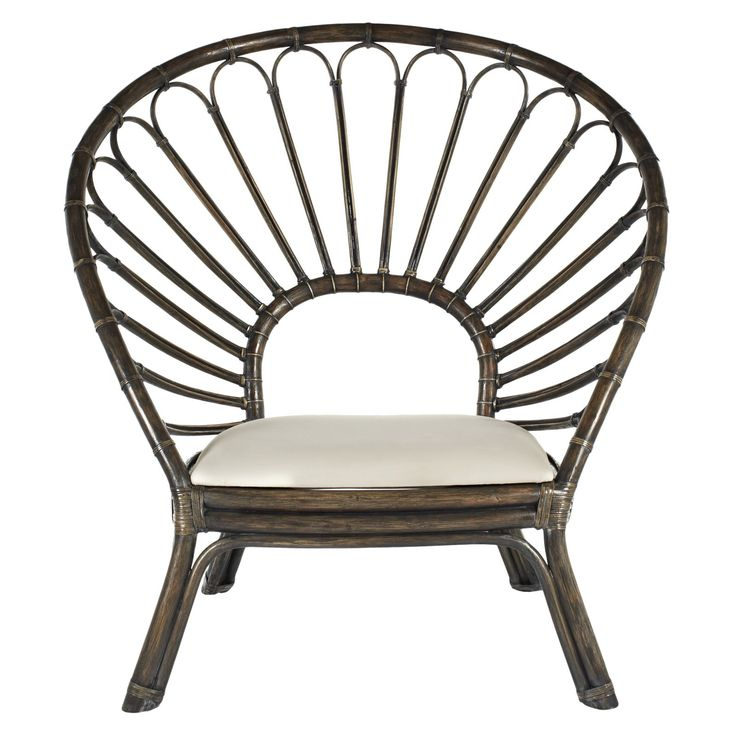Rumba Oyster Occasional Chair
