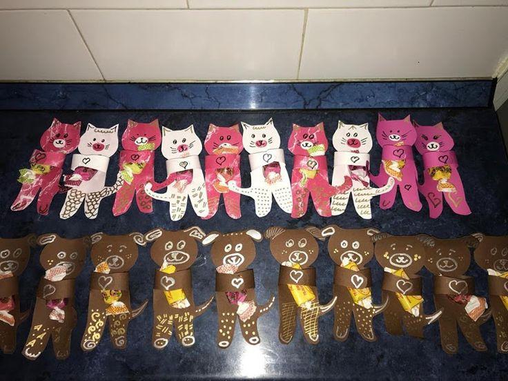 Vásárra cica és maci cukorkákkal