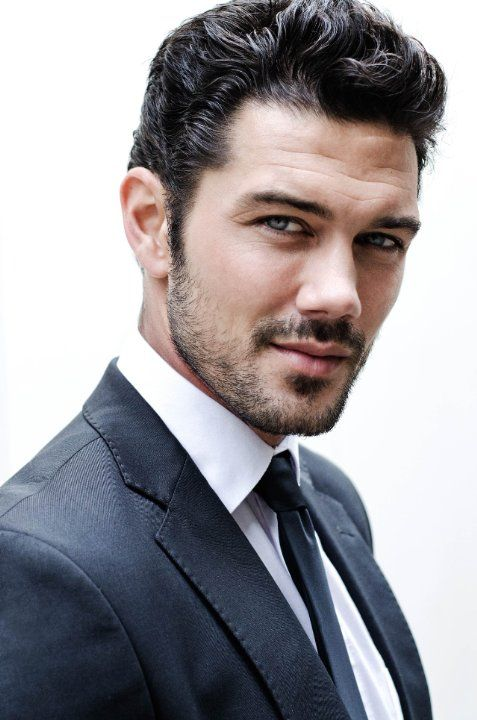 Oh lawdy! Ryan Paevey...I have no words.