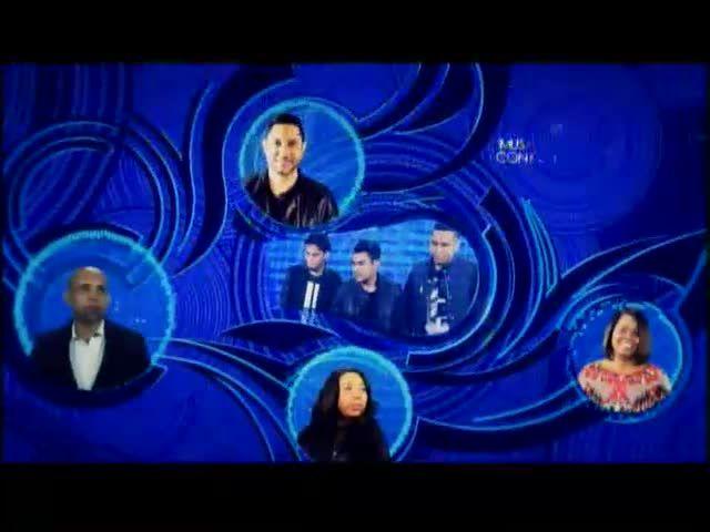 Musica Religiosa Contemporanea: Barack, Premios Soberano 2015 #Video