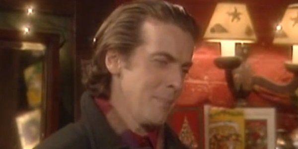 The Vicar of Dibley Peter Capaldi. What Culture.