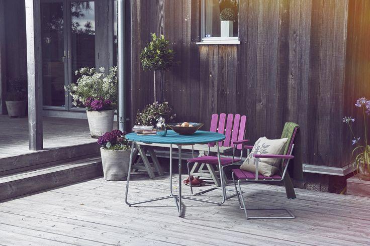 Förnya dina utomhusmöbler med Cuprinol
