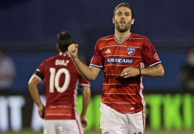 Hollingshead coming up big for FC Dallas in multiple spots