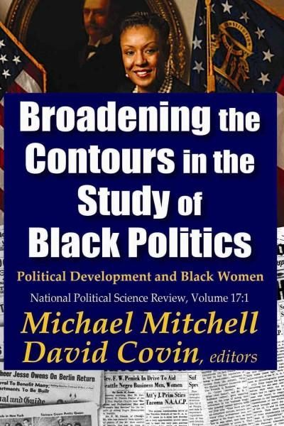 Broadening the Contours in the Study of Politics: Political Development and Women