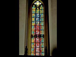 Saint Nikolai   Country: Germany  Location: Kalkar  Artist: Karl-Martin Hartmann