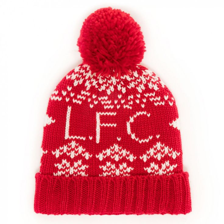 LFC Mens Retro Knit Beanie | Liverpool FC Official Store
