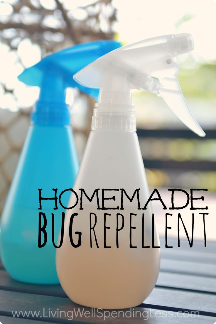 Looking for a non-toxic, natural alternative to harsh chemical insect repellents?  This easy-to-make spray uses just a few household ingredients and comes together in minutes!  Perfect for kids with allergies or sensitive skin, and it smells great too!
