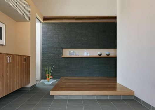 Japanese Genkan Design | 写真:Season j 四季の彩 Fabulous genkan (entrance hall)