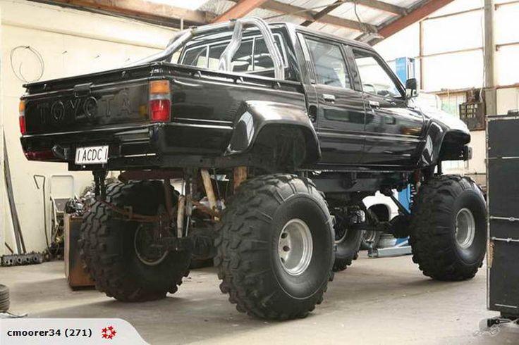 2nd gen Toyota Hilux