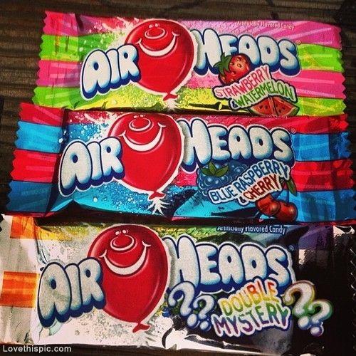 Air heads...