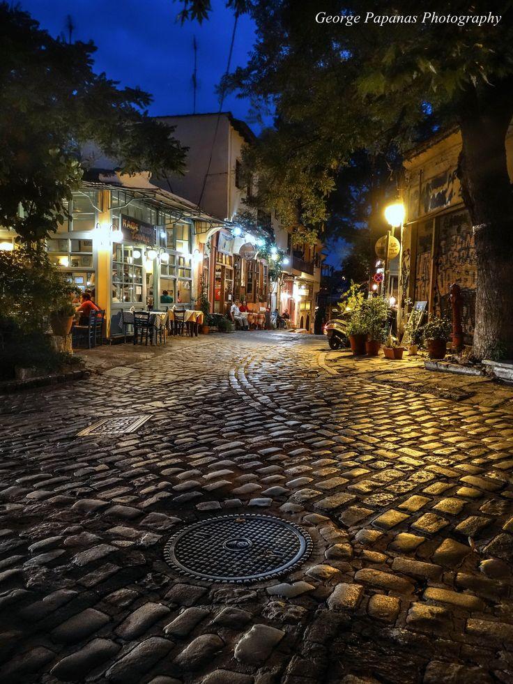 Τσινάρι... Χρώματα και μυρωδιές παλιάς Θεσσαλονίκης... Thessaloniki