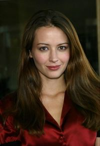 Amy Acker, Root on Person of Interest. Love her! Please don't kill her off!