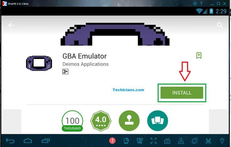 Симулятор gba на компьютер скачать