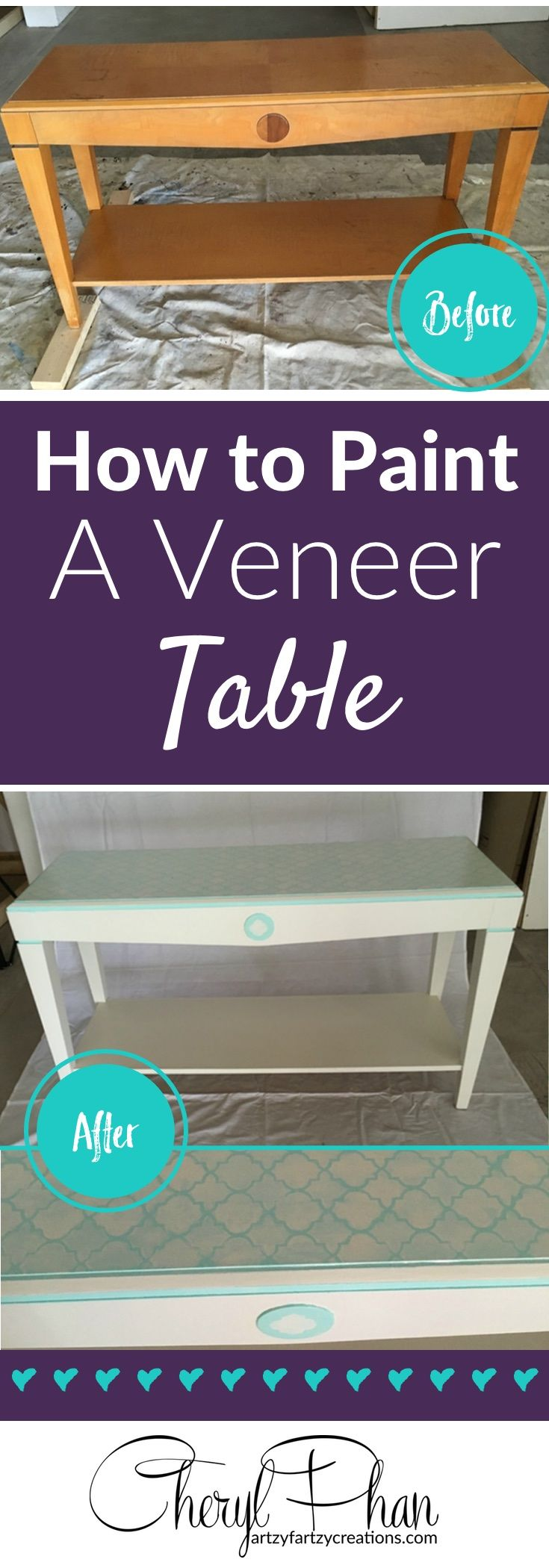 How to Paint Veneer                                                                                                                                                      More
