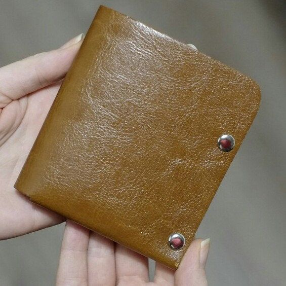 Nero Bifold Wallet - Brown Leather