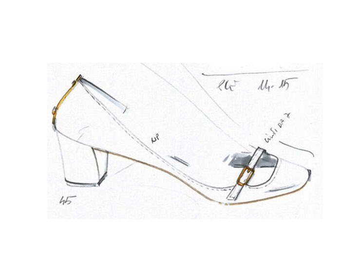 Mod. 51453 concept design. #LorenaPaggi #womanshoes #italianshoes #fashion #style #madeinitaly #AnItalianBrand