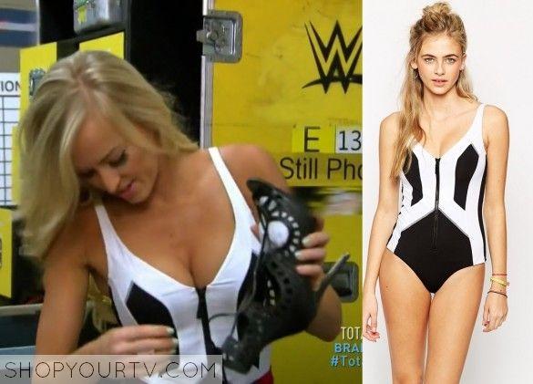 WWE Total Divas: Season 4 Episode 7 Summer's Swimsuit
