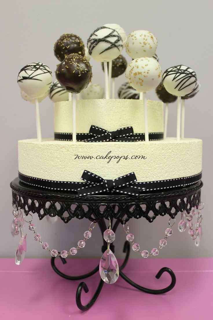 Candys Cake Pops More Pop Party Displays