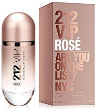 212 VIP Rosé de Carolina Herrera es una fragancia de la familia olfativa Floral Frutal para Mujeres. 212 VIP Rosé se lanzó en 2014. La Nariz detrás de esta fragrancia es Lucas Sieuzac. Las Notas d...