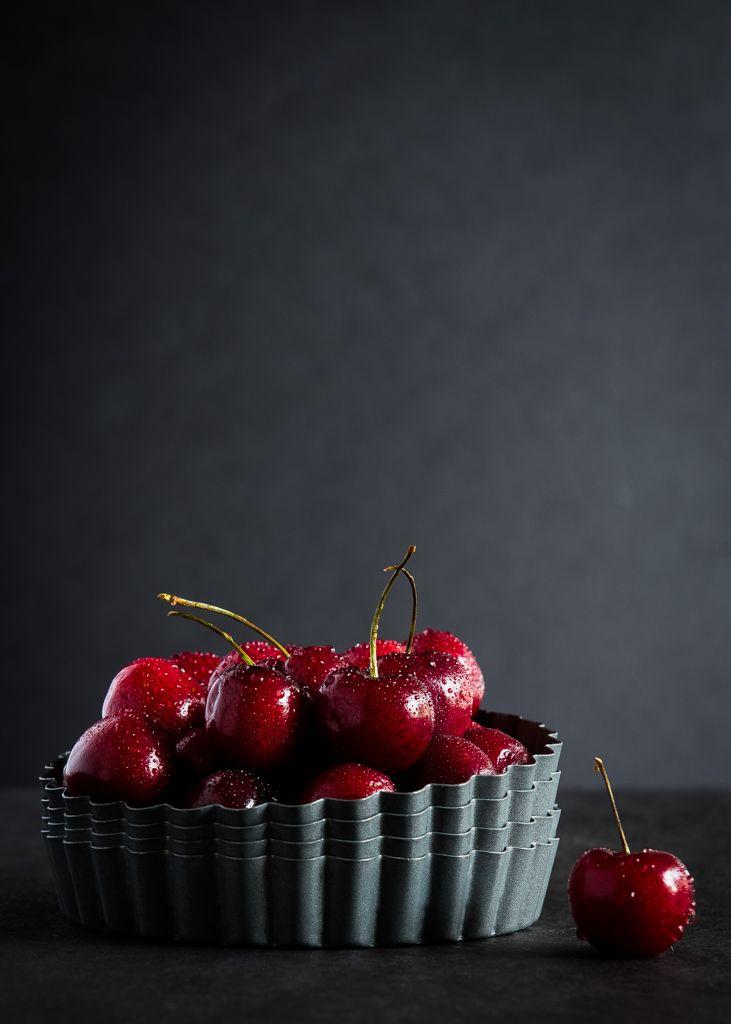 Cherries, Red, Fruits