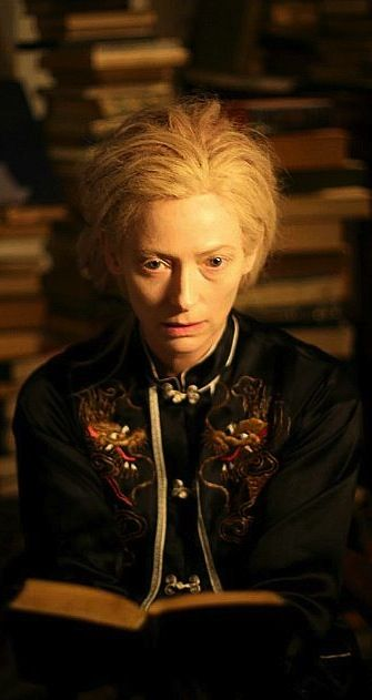 'Only Lovers Left Alive' starring Tilda Swinton as Eve