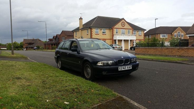 BMW 530d SE AUTO E39 TOURING, LOW MILEAGE, FULL SERVICE HISTORY, NO RESERVE