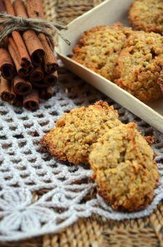 Hafer-Mandelmus-Cookies