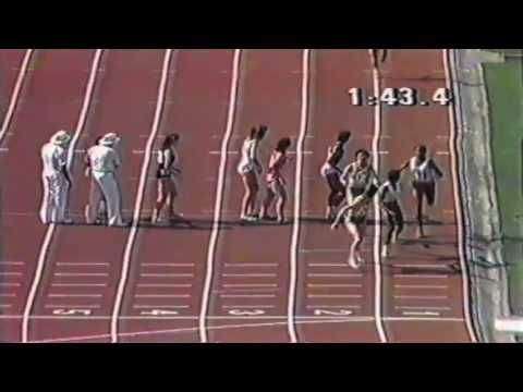 1982 Commonwealth Games Womens 4x400m relay