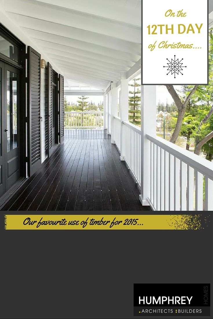 On the 12nd day of Christmas #12daysofchristmas #perthbuilders #pertharchitectures #favouritebuildings #architecture