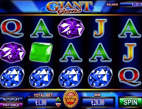 Казино Вулкан играть на реальные деньги Giant Gems онлайн.  Если вам нравятся традиционные игровые автоматы в казино Вулкан, то новинка под названием Giant Gems точно придется вам по вкусу. В ней игроки могут рассчитывать на максимально простой набор правил и приятные размеры выплат.