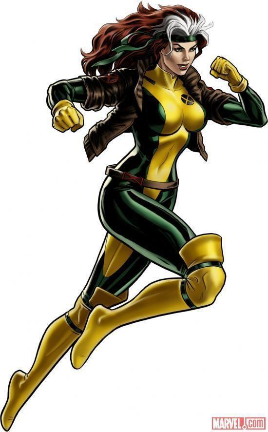 #Rogue X-Men  Auction your comics on http://www.comicbazaar.co.uk