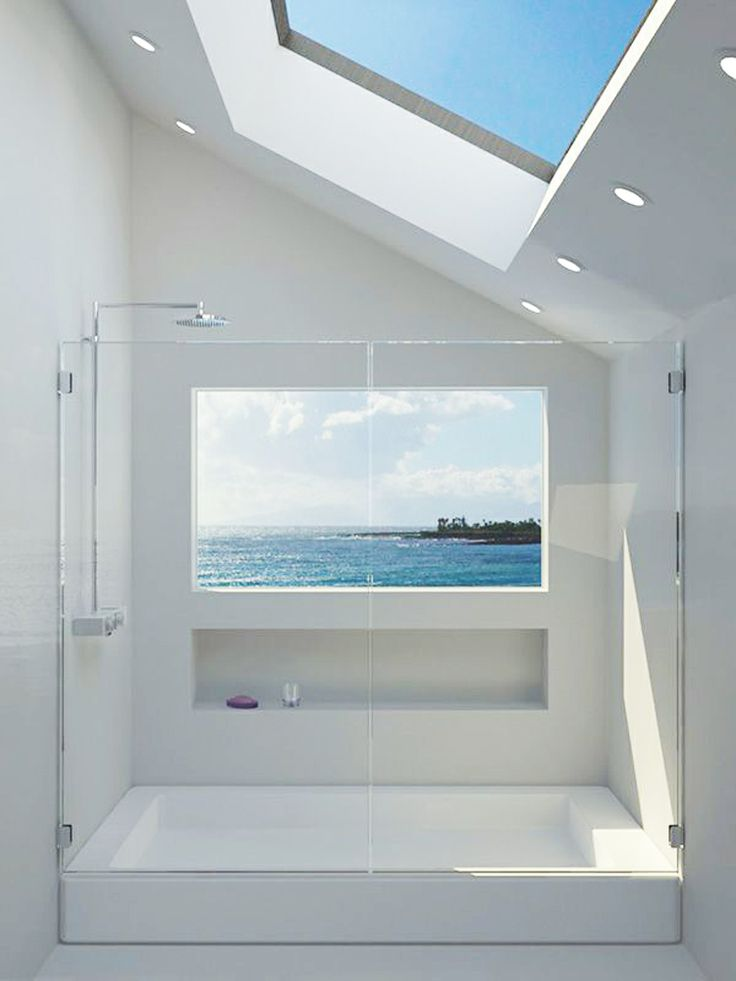 49 Best Images About Bathroom Skylight On Pinterest