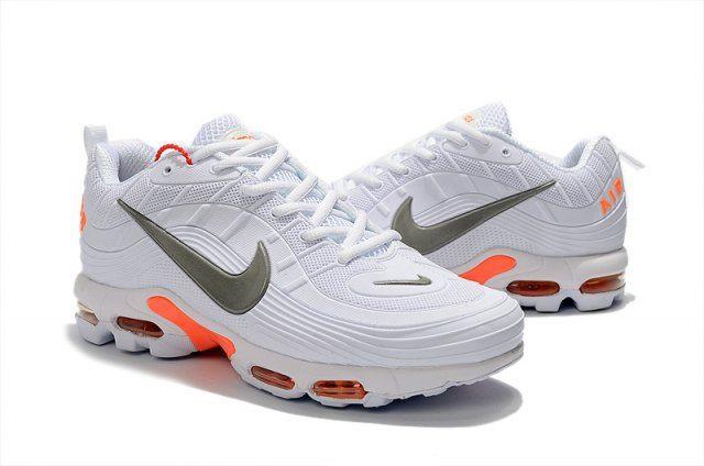 Mens Summer Nike Mercurial 97 White Orange AQ0204 004 ...
