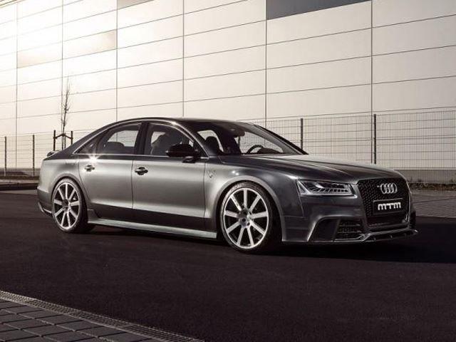 Audi S8 by MTM