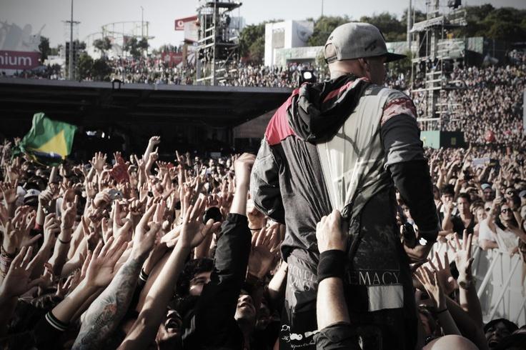 Limp Bizkit - Rock in Rio-Lisboa 2012